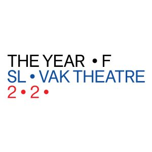Logo for the project The Year of Slovak Theatre 2020 announced!