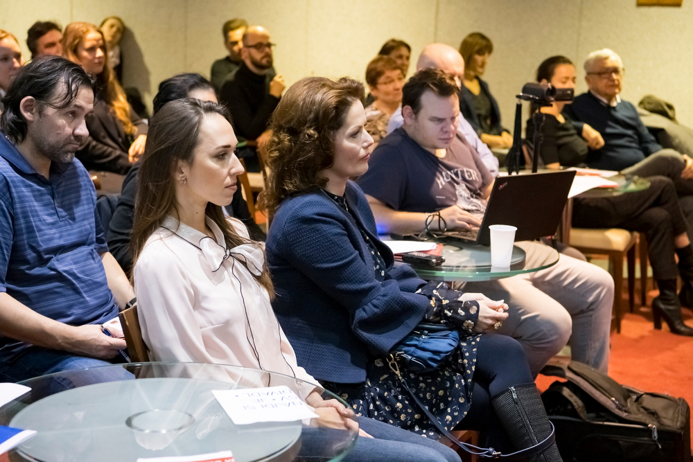Tlačová konferencia - Rok slovenského divadla 2020