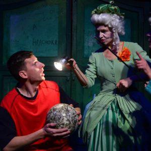 Divadelné jarné prázdniny v Bábkovom divadle na Rázcestí
