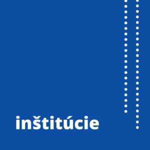 História slovenského divadla – 16. Divadelné inštitúcie