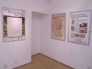 Výstava theatre.sk - Slovenský inštitút vo Varšave (Poľsko)