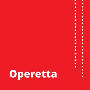 The History of Slovak Theatre – 8. Operetta