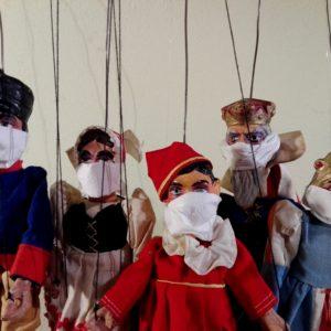 Bratislavské bábkové divadlo online
