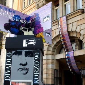 Divadlo ASTORKA Korzo '90