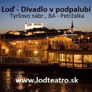 LOĎ – Divadlo v podpalubí