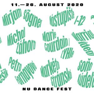 Nu Dance Fest 2020 oslávi 15. vydanie v netradičnom augustovom termíne