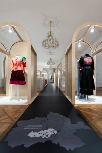 Výstava Divadelné storočie - stopy a postoje na Bratislavskom hrade