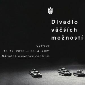 Výstava DIVADLO VÄČŠÍCH MOŽNOSTÍ vzdáva poctu slovenskému ochotníckemu divadlu